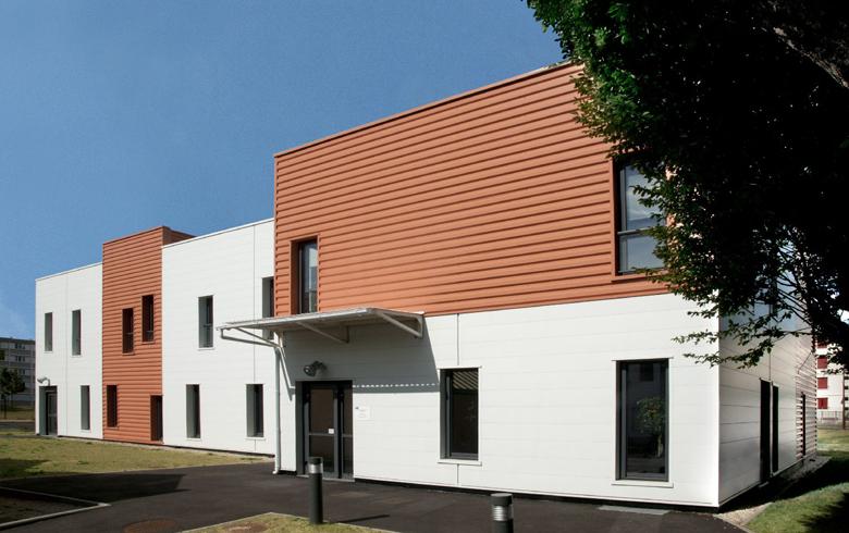 Construction d 39 une maison des solidarit s essonne - Delai de construction d une maison ...
