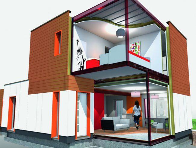 Le bâtiment BEPOS, bon pour l'environnement comme la qualité de vie
