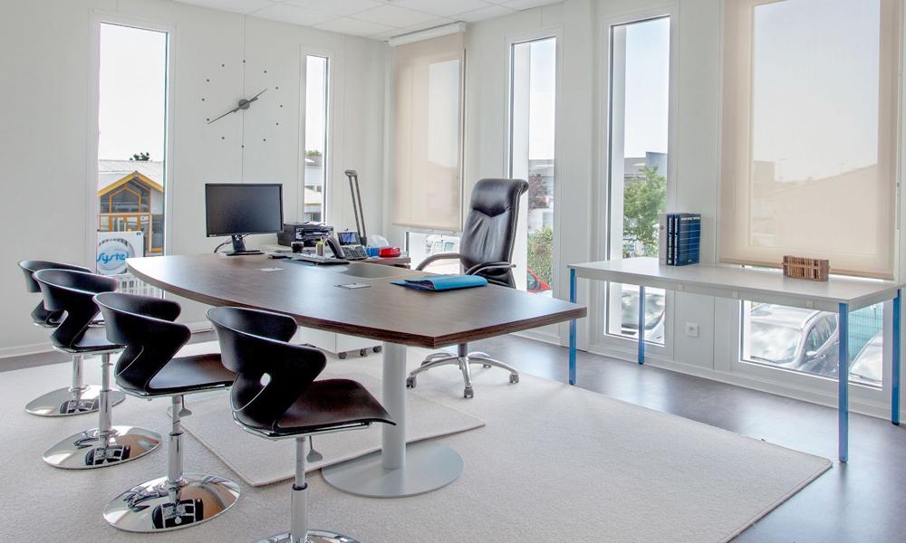 Bureau pr fabriqu bureau pr fabriqu prix cougnaud for Prix des bureaux