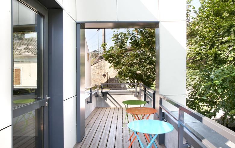 locaux techniques pour la mairie de br tigny sur orge 91 cougnaud construction. Black Bedroom Furniture Sets. Home Design Ideas