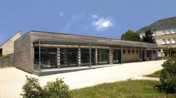 Ecole maternelle et restaurant scolaire