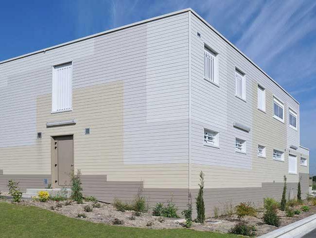 vestiaires et club house pour la club de foot de bretigny sur orge 91 cougnaud construction. Black Bedroom Furniture Sets. Home Design Ideas
