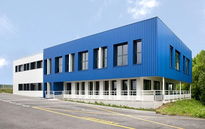 construction de b timents industriels construction modulaire. Black Bedroom Furniture Sets. Home Design Ideas