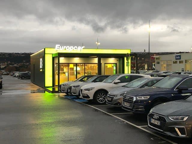 Europcar Agence Marseille