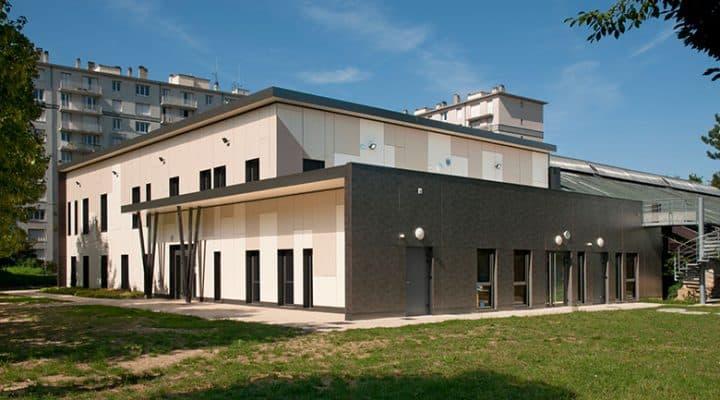 MAISON DE QUARTIER, CENTRE DE LOISIRS ET OFFICE DE RESTAURATION