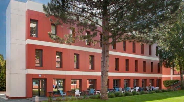 Campus étudiant